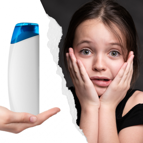 Why Adult Shampoos are Not Suitable for Children