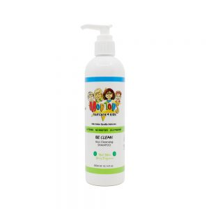 Moptops Be Clean Eco Cleansing Shampoo