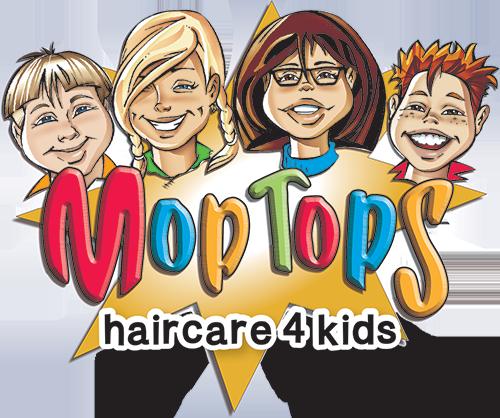 Mop Tops Hair Care 4 Kids logo