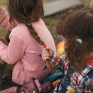 Hair Tips,Teaching your kids healthy haircare habits