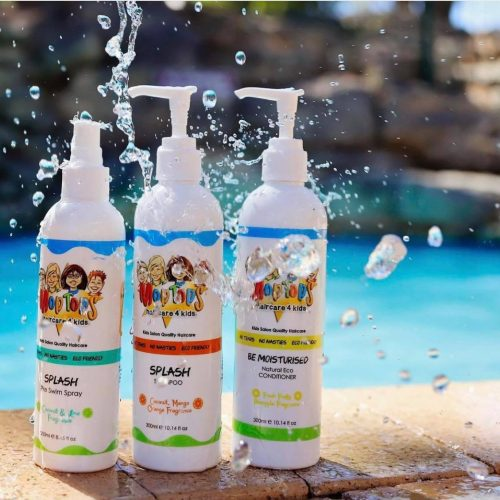 Swimmer's Hair – 3 Essentials You Need this Summer