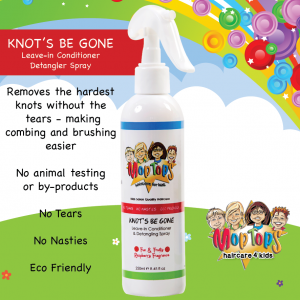 Knot's Be Gone Detangler Spray