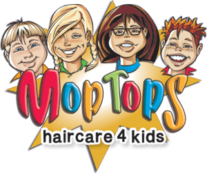 Mop Tops Hair Care 4 Kids logo