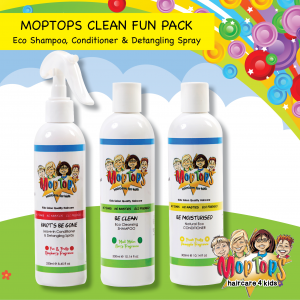 Moptops Everyday Pack